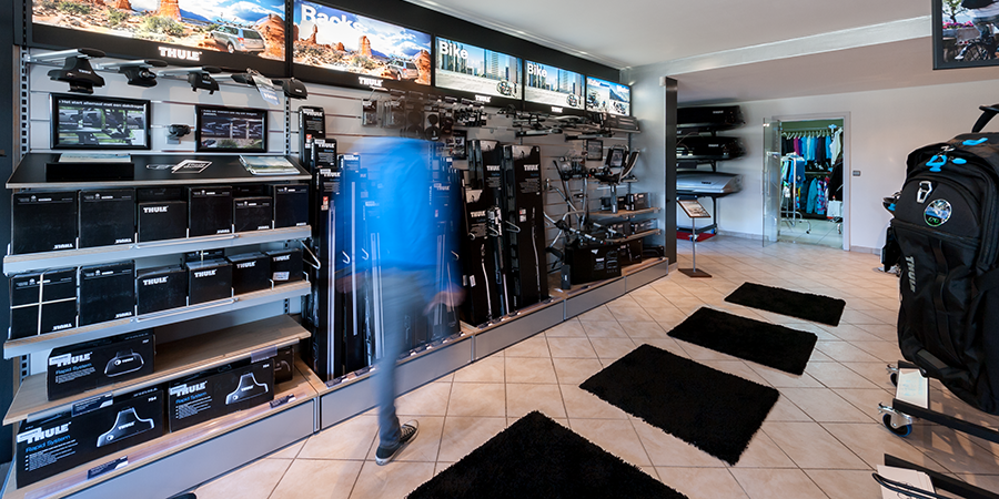 Thule Concept Store in Houthalen-Helchteren