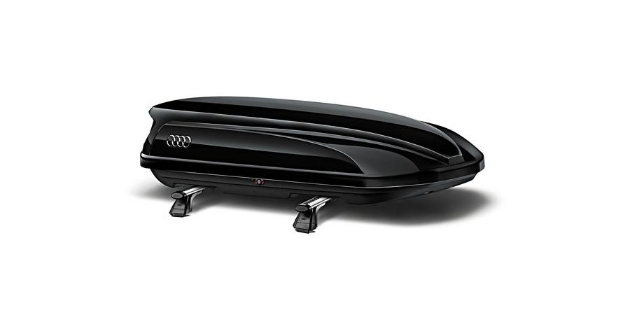 Audi M Glossy Black