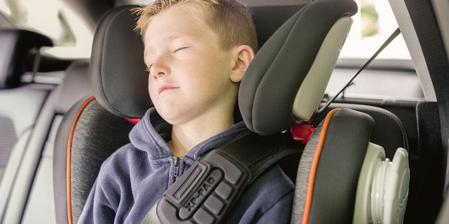 Red het leven van je kind met Car Kids