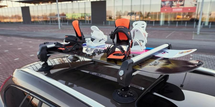 SeaSucker Ski- en Snowboard