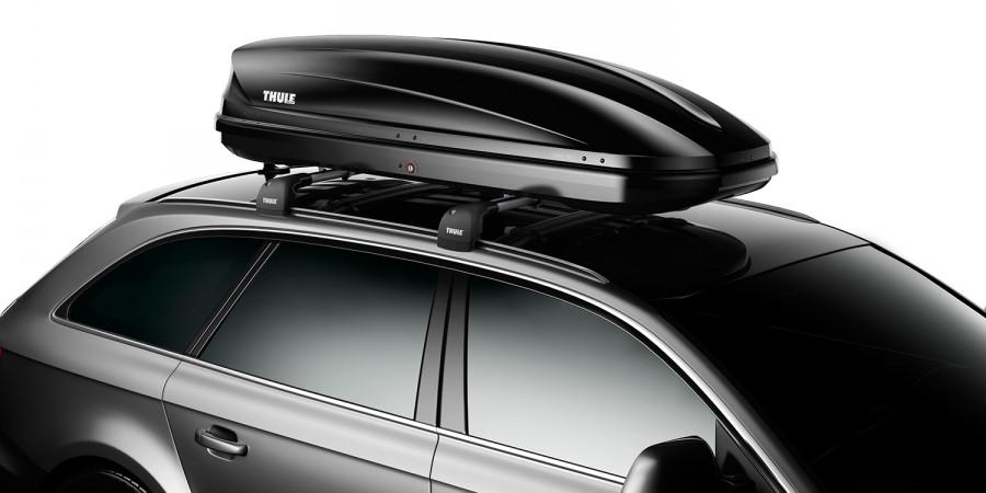 Thule Pacific 780 DS Glossy Black