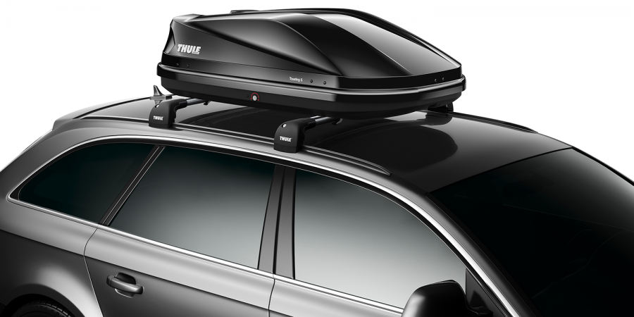 Thule Touring 100 Dual Side Glossy Black