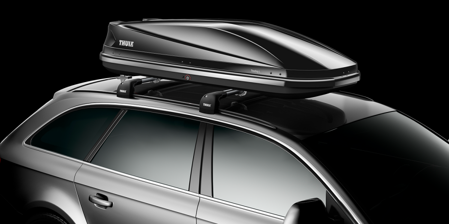 Thule Touring L Glossy Black
