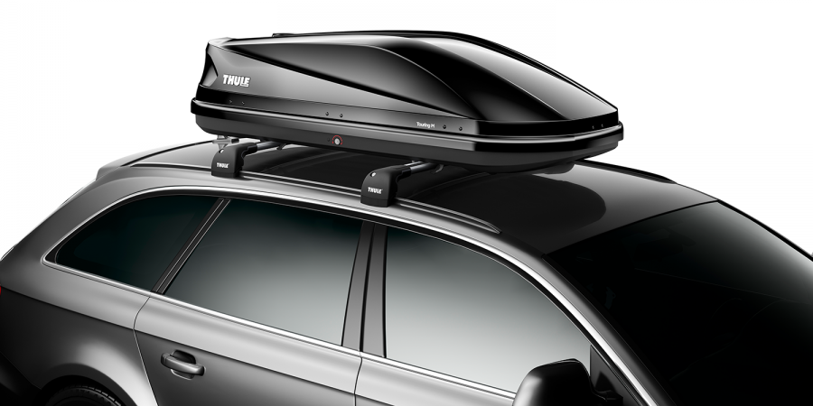 Thule Touring 200 M Dual Side Glossy Black